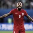 """Ancelotti rechaça ida de Vidal à Internazionale: """"Eu disse aos meus amigos para esquecê-lo"""""""