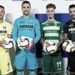 Nueva 'piel' del Villarreal para su retorno a la Champions