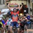 Ciclismo - Capolavoro Nibali: la Milano-Sanremo è sua
