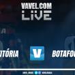 Resultado Vitória x Botafogo no Campeonato Brasileiro 2017 (2-2)