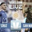 Godoy Cruz vs San Martín de San Juan en vivo online por el Torneo de la Independencia (0-0)
