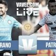 Resultado Belgrano vs Patronato (1-1)