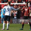 AFC Bournemouth 0-0 Tottenham Hotspur: Spurs lucky to escape with a point