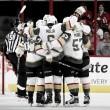 Los Golden Knights, líderes de la NHL