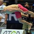 Nuoto, Coppa del Mondo in vasca corta - Chartres, 2° giornata: Hosszu show, ruggito Morozov