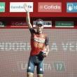"""Vuelta 2017, Nibali dopo la terza tappa: """"Non mi aspettavo di vincere"""""""