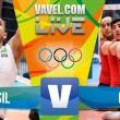 Resultado Brasil x Irã no vôlei sentado masculino na Rio 2016 (0-3)