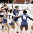 Volley femminile - L'Italia supera il Giappone e vola a Rio 2016