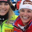 Blonde war: Gut contro Vonn, un dualismo che infiamma la Coppa del Mondo femminile