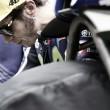 """Valentino Rossi: """"Es una pena porque podía haber hecho una buena carrera"""""""