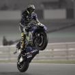 Galbusera habla sobre la evolución de Valentino Rossi en el GP de Qatar