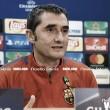 """Valverde: """"Nos llevamos un buen resultado"""""""