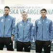 Argentina ante su bestia negra: las finales de Copa Davis