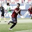 Rubén García, un recién llegado que marca diferencias en Osasuna
