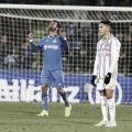El Getafe saca ventaja ante el Real Valladolid