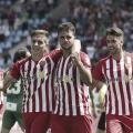 El Almería no se rinde