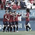 Osasuna - Deportivo: puntuaciones de Osasuna en la 34ª jornada de LaLiga 1|2|3
