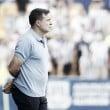 """Cristóbal Parralo: """"Deberíamos llevar algún punto más por el juego del equipo"""""""
