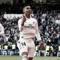 Casemiro, un goleador más de la plantilla