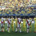 Estadísticas del Villarreal - Rayo Vallecano en la jornada 28 de Primera División 2019