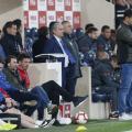 Míchel fue destituido como entrenador del Rayo