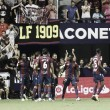 No retorno à elite espanhola, Levante vence Villarreal com gol no fim