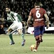 Última visita del Atlético de Madrid al Villamarín