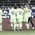 El Levante gana un punto en el Alcoraz