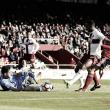 El triunfo del Huesca frente al Mirandés, en datos