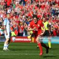 Wales 1-0 Slovakia: James fires country to victory