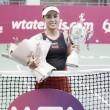 Wang atropela Putintseva e sagra-se campeã de Guangzhou