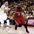 New-look Houston Rockets look to upset Golden State Warriors early