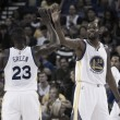 Golden State Warriors blow out Los Angeles Clippers, 120-75, to begin preseason