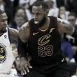 """Resumen NBA: Los Warriors conquistan """"The Q"""" en el día de Martin Luther King"""