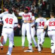 Cameron Maybin Walks It Off As Braves Defeat Nationals 2-1