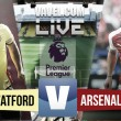 Arsenal devastating in the first half as they pick up three points