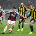 Watford 0-0 Burnley: Dull afternoon at Vicarage Road