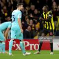 Watford 1-1 Newcastle United: Late Doucouré header rescues a point for the Hornets