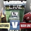 Watford 1-2 Manchester United: As it happened