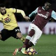 Watford vs West Ham en vivo y en directo online en Premier League 2017