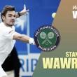 Wimbledon 2016. Stan Wawrinka: la hierba como asignatura pendiente
