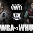 West Bromwich Albion vs West Ham United Preview: Baggies look to build momentum for run-in