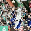 Un penalti salva al Ingolstadt y mata al Werder Bremen