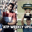ATP Weekly Update week 25: Croatians clean up grass crowns