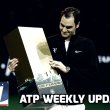 ATP Weekly Update number seven: Roger Federer returns to the top