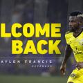 Waylon Francis jugará en Columbus Crew