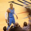 Russell Westbrook: 16 rebonds pour rentrer dans l'histoire
