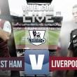 En vivo: West Ham - Liverpool online de 4ª ronda de FA Cup