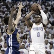 Keys to the Oklahoma City Thunder's 118-94 Game 4 win over Golden State Warriors