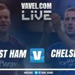 Resumen West Ham 0-0 Chelsea en Premier League 2018